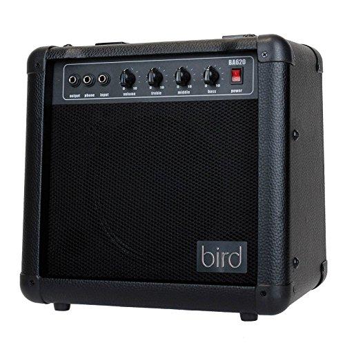 Bird BA620 Ampli basse Noir