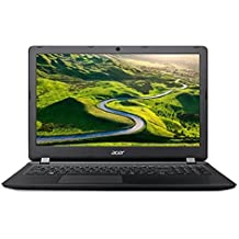 (CERTIFIED REFURBISHED) Acer Aspire ES 15 15.6-inch Laptop (E1-7010/4GB/1TB/Linux/Integrated Graphics), Midnight Black