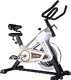 Spinning-Fahrrad Advance Profiqualität. Lenkrad Trägheit 18Kilo pulsómetro. Display LCD, Widerstand Variable. Stabilisatoren. silencefit. Voll dimmbar.