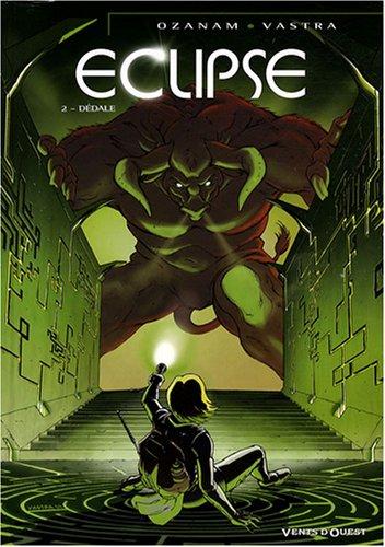 Eclipse, Tome 2 : Dédale