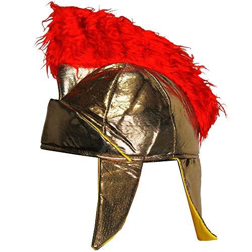Partypackage Ltd Römischer Centurion Helm Hut für antikes griechisches Kostüm Zubehör