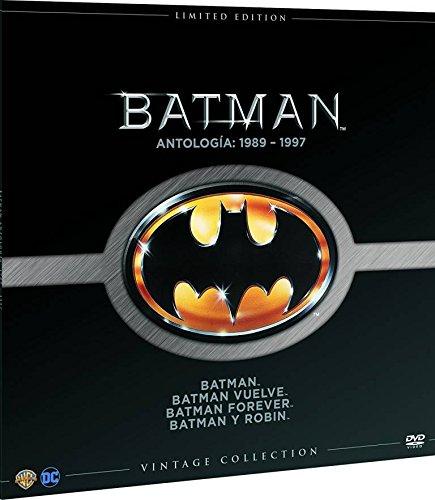 Batman Colección Vintage Funda Vinilo [DVD]