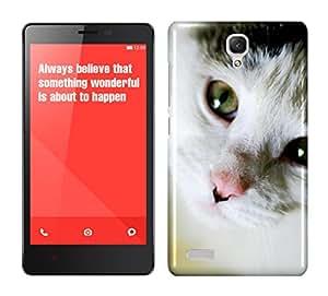 Wow 3D Printed Designer Mobile Case Back Cover for Xiaomi Redmi Note 4G/Xiaomi Redmi Note