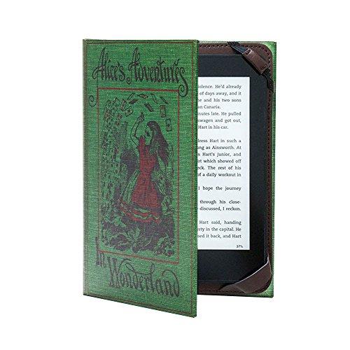 'KleverCase–Funda con Forma de Libro para Amazon Kindle, Paperwhite y Touch Screen Lectores de Libros Electrónicos