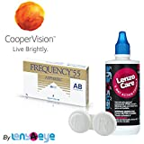 Cooper Vision Frequency 55 Monthly Conta...