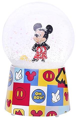 Trousselier - Mickey - Disney - Boule à Neige Musicale