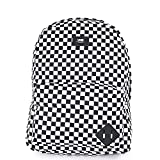 OLD SKOOL III BACKPACK BLACK WHITE CHECKER BLACK