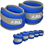JLL® Ankle Weights Training Sets (Pairs) - Available in 0.5kg, 1kg, 1.5kg, 2kg, 2.5kg