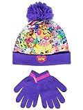 Shopkins Girls SPK Hat and Gloves Set