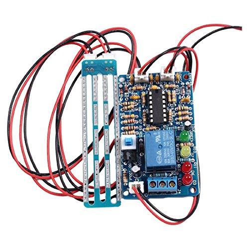 SODIAL Sensor Modul Für Flüssigkeit Stand Kontrolle Wasser Stand Erkennung Sensor -