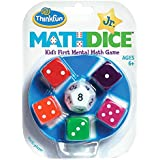 Think Fun - Math Dice Jr., juego de mesa (TF1515)