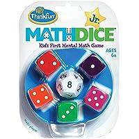 Ravensburger Thinkfun Maths Dice Junior Game