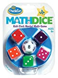 CI-MATH DICE JUNIOR. THINK FUN