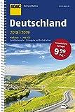 ADAC Kompaktatlas Deutschland 2018/2019 1:300 000 (ADAC Atlanten)