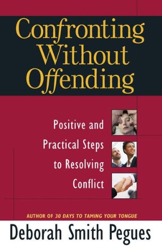 Confronting Without Offending  PDF