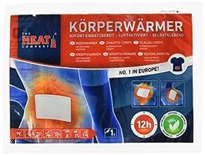 The Heat Company - Soin Du Corps Chauffe Corps The Heat Company - Dsso002