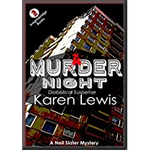 MURDER NIGHT: Diabolical Suspense (English Edition)