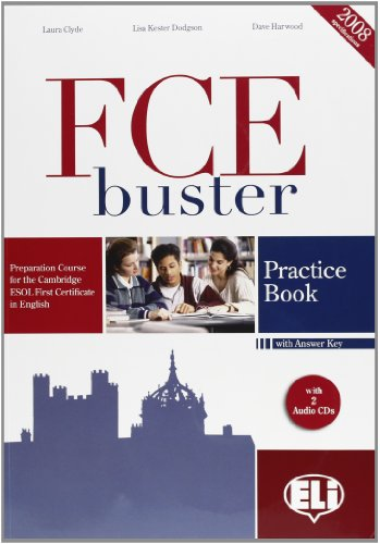 fce-buster-practice-book-with-key-con-espansione-online-con-cd-audio-per-la-scuola-media