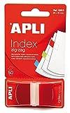 APLI 12613 - Índices adhesivos zig-zag