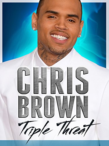 Chris Brown: Triple Threat Cover