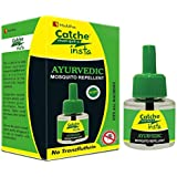 Catche Ayurvedic Formulation Insta Mosquito Repellent - 45 Ml (Pack Of 4)