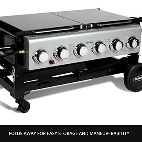 Outback Party 6 Burner Gas BBQ Grill