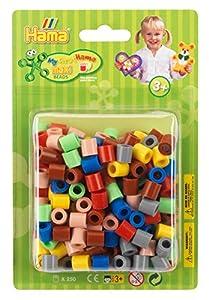 Hama 8523 - Cuentas para Planchar, Multicolor