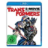Transformers 1-5 Collection [Blu-ray]