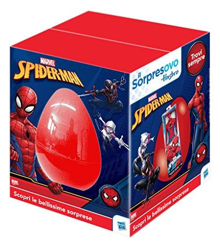 Hasbro C42124550 - Sorpresovo Marvel Spider-Man (Versione 2018)