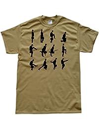 Monty Python Silly Walks Montage T-Shirt