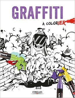 Graffiti  colorier de Bjrn Almqvist ( 5 fvrier 2015 )