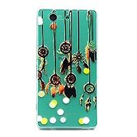 proprietà:   elegante e alla moda di design, al 100% in forma Sony Xperia Z3 Mini /Compact.  disegno colorato aggiunge stile e carattere al vostro CellIphone.  Stilosa custodia di design in silicone TPU di alta qualità protegge il telefono da graffi...