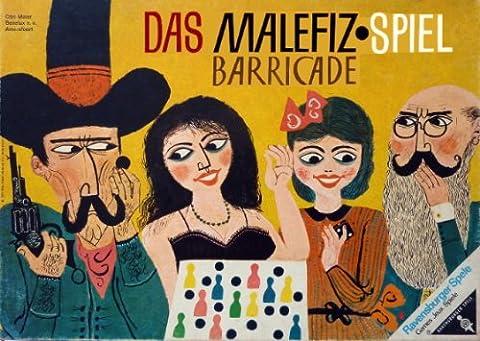 Das Original Malefiz-Spiel - Klassiker Für 2 - 4 Spieler. Spieldauer 20 - 60 Minuten