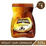 Accumass Weight Gainer Powder 525Gm Chocolate Flavour