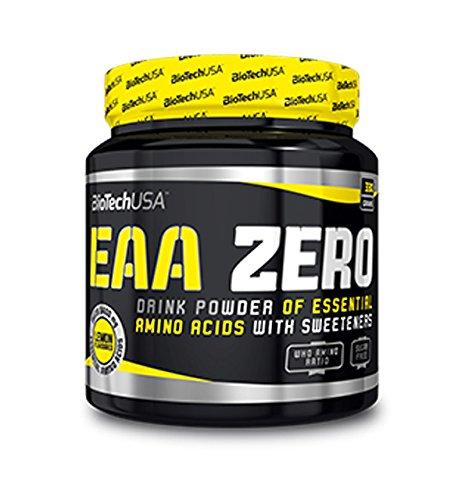 EAA ZERO Blaue Traube 330 g Dose - Essentielle Aminosäuren getränkepulver ohne Zucker - BiotechUSA