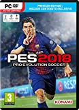 Pro Evolution Soccer 2018 Premium - Day-one - PC