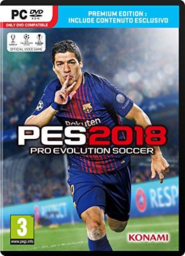 Pro Evolution Soccer 2018 Premium - Day-one - PC