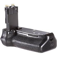 Neewer® batería de mango de soporte (Repuesto para BG-E14) trabajo con baterías LP-E6o 6unidades pilas AA para Canon EOS 70d 80d Cámara Réflex