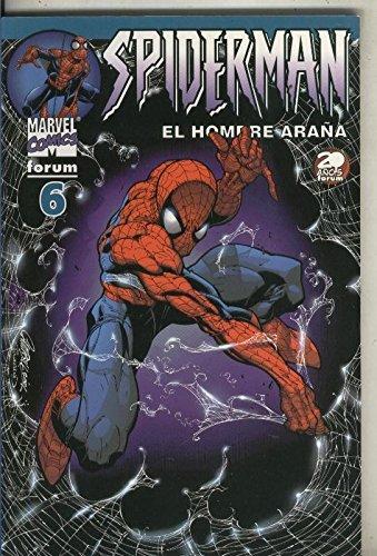 Spiderman el hombre araña numero 06