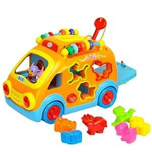 GoAppuGo Musical, Learning Car