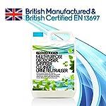 5L of Multi-Purpose Deodoriser, Disinfectant, Sanitiser, Cleaner & Urine Neutraliser - Super Concentrated, Professional… 12