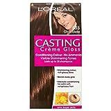3 x L'Oreal Paris Casting Creme Gloss Conditioning Colour 535 Chocolate