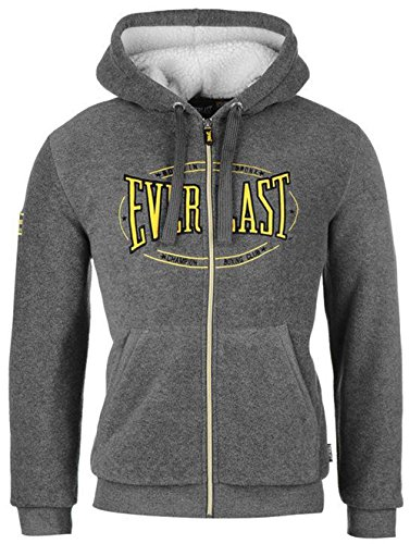 Everlast. -  Felpa con cappuccio  - Uomo Charcoal Medium