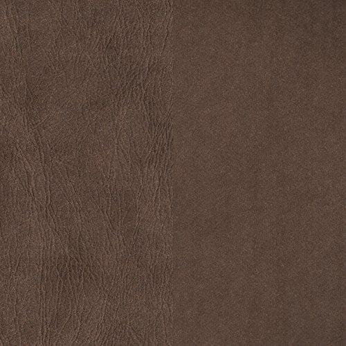 SnapPap - vegan leather (100 x 150 cm, chocolate)