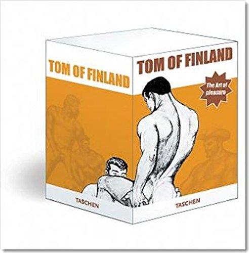 VA-BOX 5 VOL TOM OF FINLAND