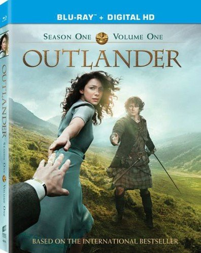 Outlander: Season 01 - Volume 01 [Blu-ray] [Import anglais]
