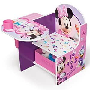 disney minnie mouse sitzbank bank tisch stuhl aufbewahrung 3in1 sitzpult m bel neu. Black Bedroom Furniture Sets. Home Design Ideas