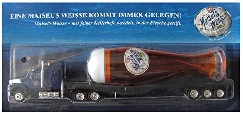 Maisels´s Nr.23 s Weisse kommt Immer gelegen - Ford 9000 - US Sattelzug mit Weizenbierglas
