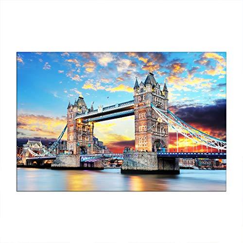 Frühlingsblume Wandaufkleber England Bridges Gateshead Millennium Bridge Premium Kunstdruck Dekoration Poster Design Modernes Wandbild Sonderanfertigung Für Wohnzimmer, Wandkunst Klebstoff (C style)