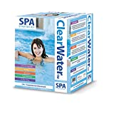 Bestway 1/2 Size SPA Starter Kit Clearwater